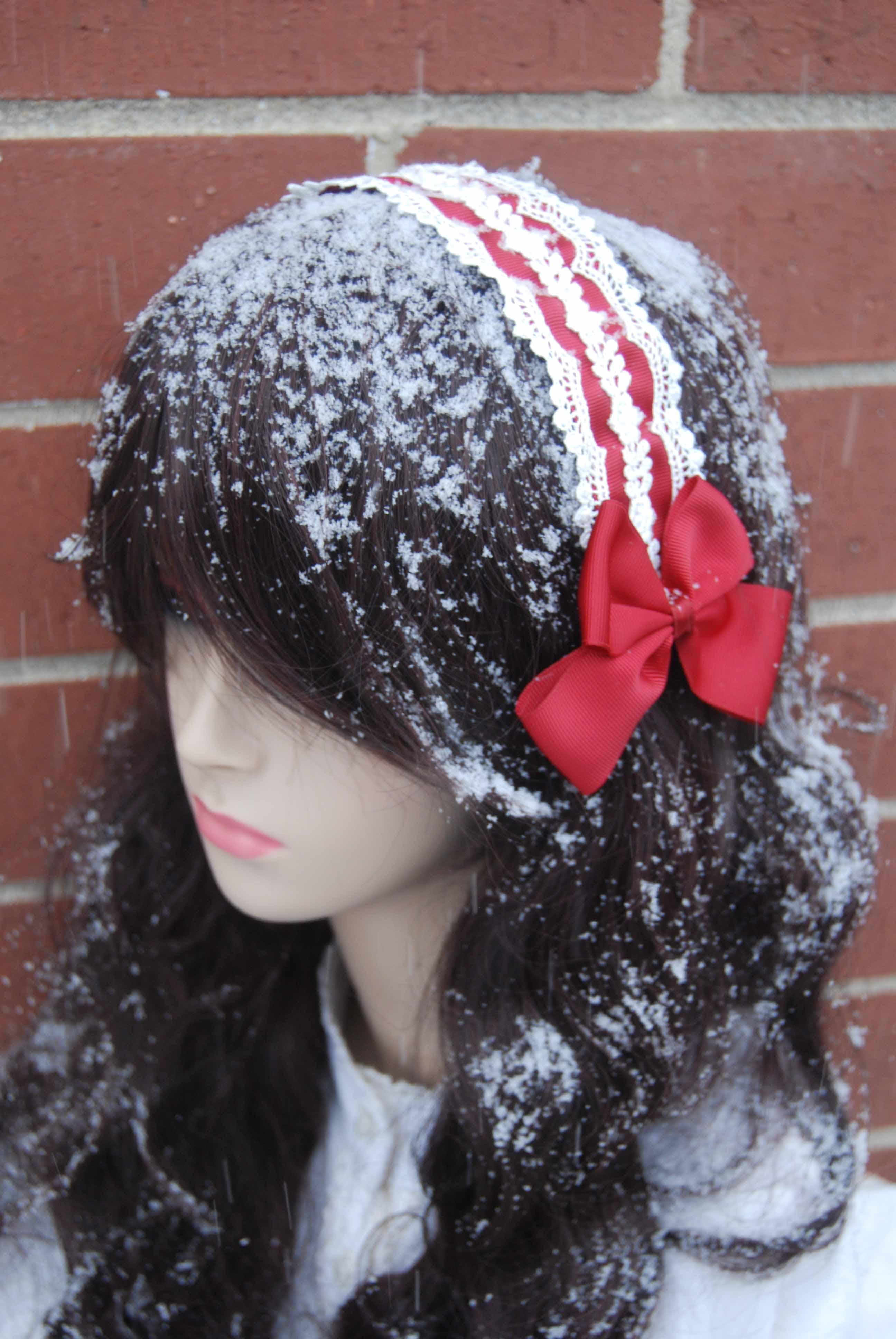 Lace Headdress